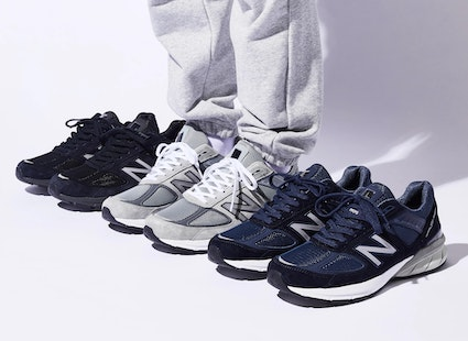 New Balance CM996 SMG rain cloud