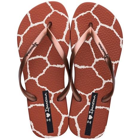 Ipanema 26456 25295 Brown/Copp Slippers Slippers