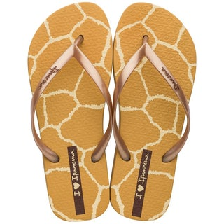 Ipanema 26456 25296 Caramel/Co Damesschoenen Slippers