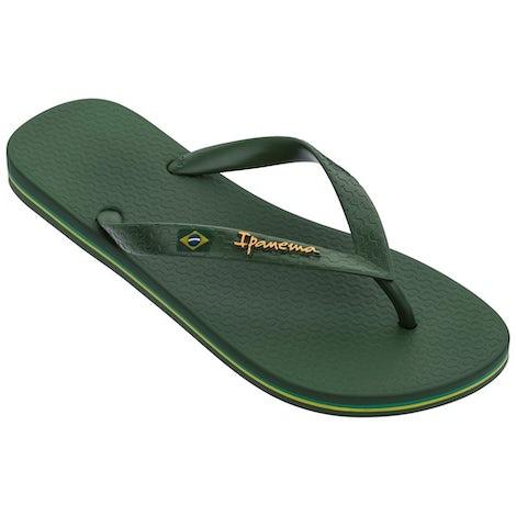 Ipanema 80415 20770 green Slippers Slippers