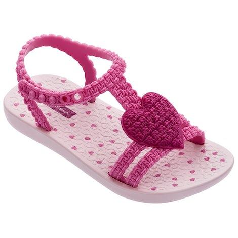 Ipanema 81997 22460 light pink Sandalen en slippers Sandalen en slippers