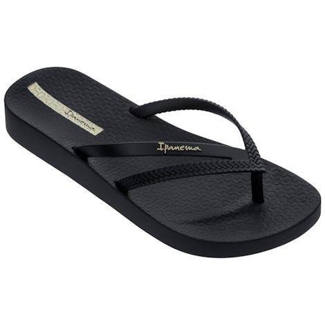 Ipanema 82840 20766 Black Slippers Slippers