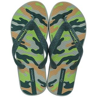 Ipanema 82883 21605 Green/Beig Jongensschoenen Sandalen en slippers