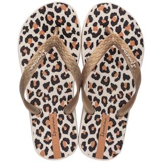 Ipanema 82883 25011 Beige/ Gol Meisjesschoenen Sandalen en slippers