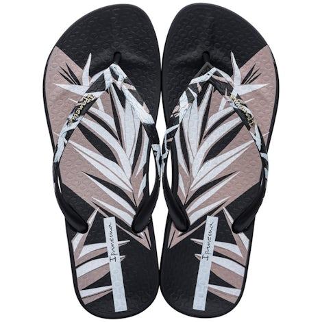 Ipanema 82884 25280 black/Whit Slippers Slippers