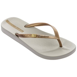 Ipanema 82932 20352 Beige/Gold Damesschoenen Slippers