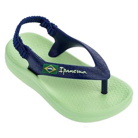 Ipanema 82998 22497 Green/Blue Sandalen en slippers Sandalen en slippers