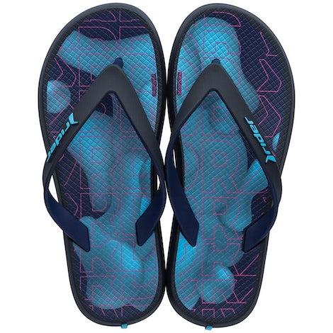 Ipanema 83062 23876 black/Blue Sandalen en slippers Sandalen en slippers