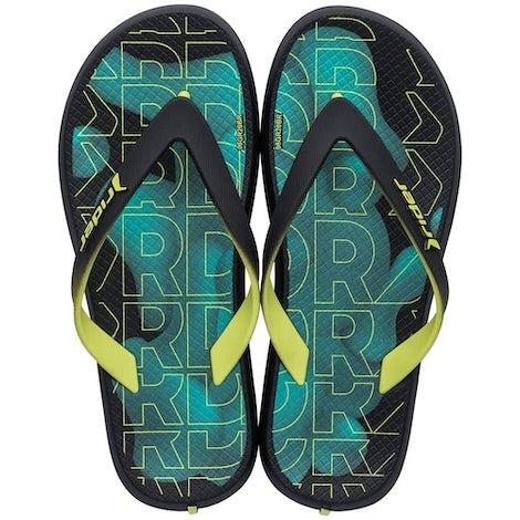 Ipanema 83062 24801 Black/Yell Sandalen en slippers Sandalen en slippers